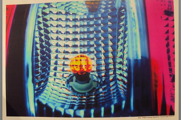 Título: Série  Lumínias Artista: Magno Mesquita Ano: 2009 Técnica: fotografia